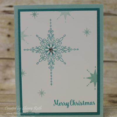 Star of Light Christmas Cards