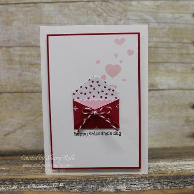 Love Notes Framelit Valentine Cards