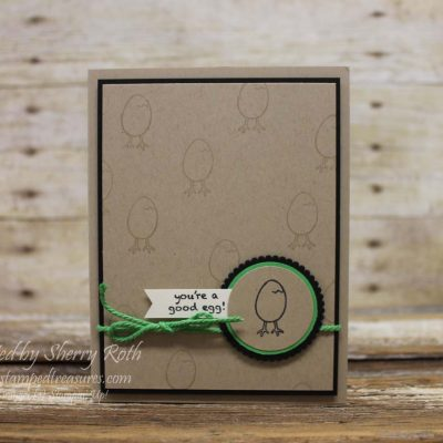 Hey Chick by Stampin' Up!