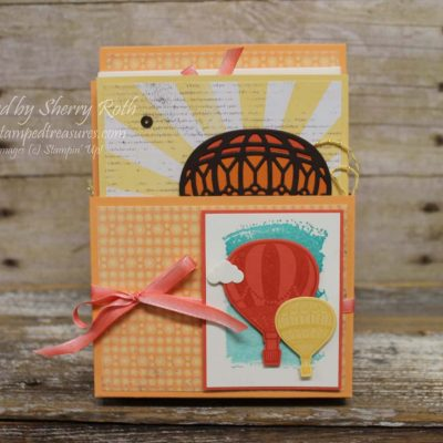 Easel Treat Box Video and Samples