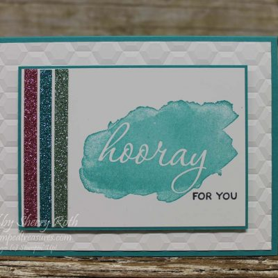 Reverse Words by Stampin' Up!