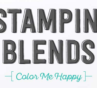 Stampin' Blends Now Available – Free Merry Patterns Set and Card Kits