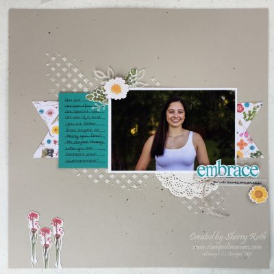 Scrapbooking with Paper Pumpkin