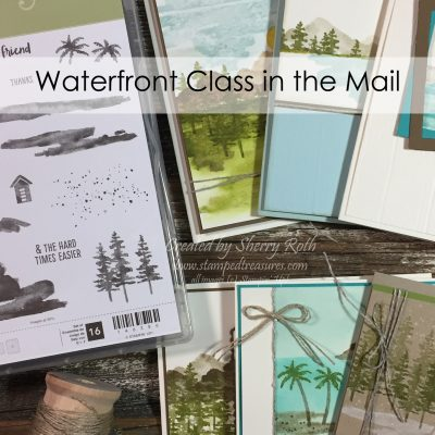 Waterfront Class in the Mail