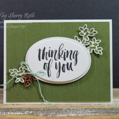 Rooted in Nature – Thinking of You Card