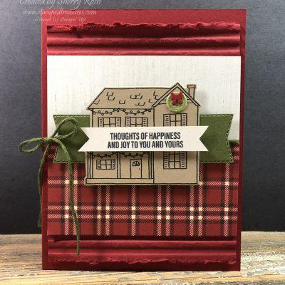 Farmhouse Christmas Card