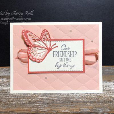Beauty Abounds Friendship Card