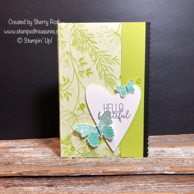 Create a Mini Album from 1 Sheet of Patterned Paper