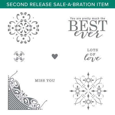 Painted Seasons Bundle and Stampin' Up!'s 2nd Release SAB Products