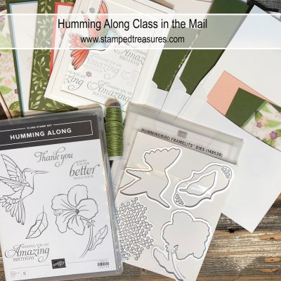Humming Along Class in the Mail