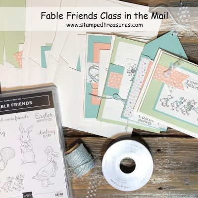 Fable Friends Class in the Mail