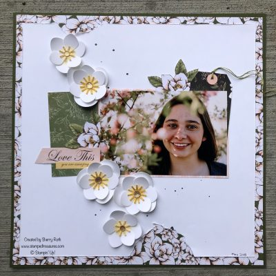 Scrapbooking Global April 2019 Blog Hop