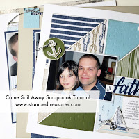 Come Sail Away A Father Is Layout and the Layout of the Month Class