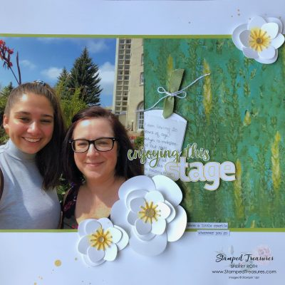 Mother Daughter Layout