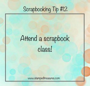 Attend a Class