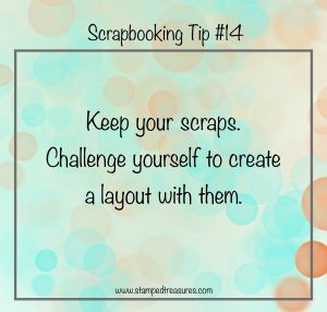 Use your scraps