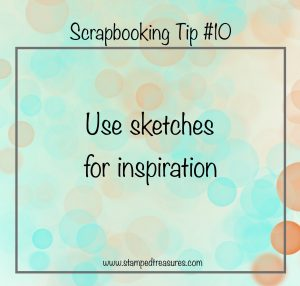 Use Sketches for Inspiration