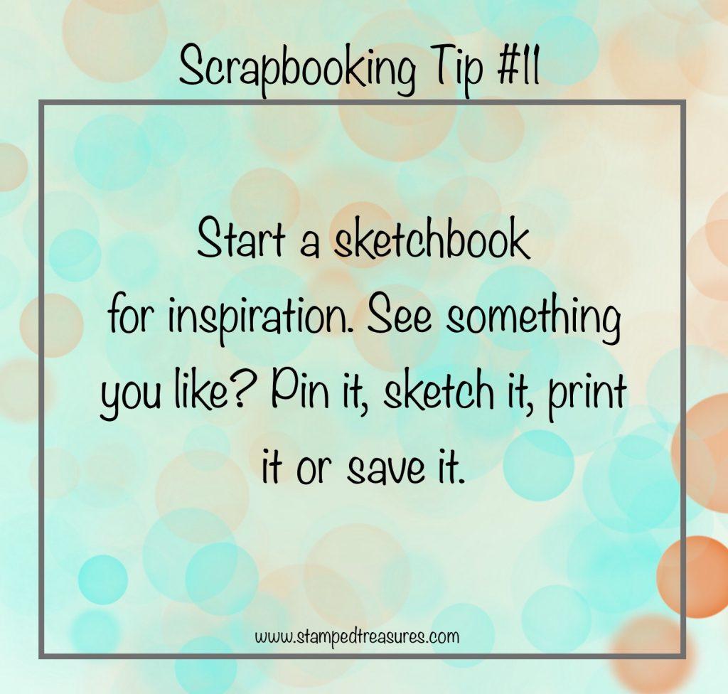 Start a sketchbook
