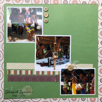 Use Sketches for Inspiration – Scrapbooking Tip #10