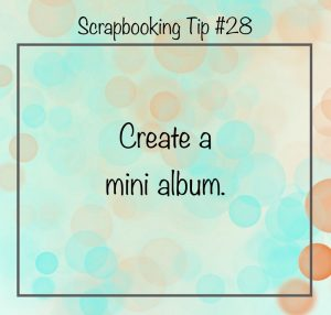 Create a Mini Album