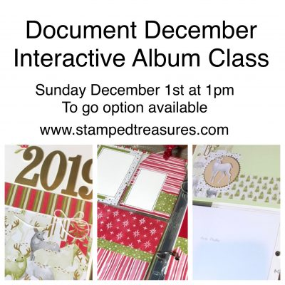 Document December Interactive Album Class