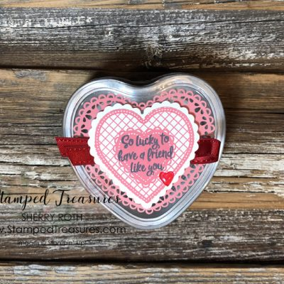 Valentine's Day Treat Holder