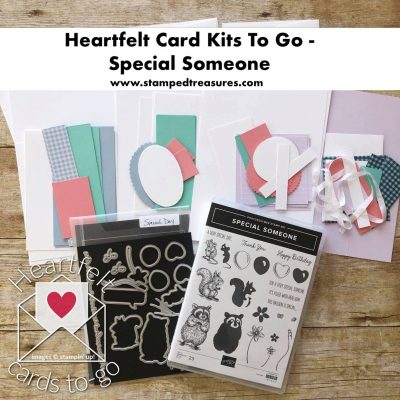 Special Someone Card Class To Go