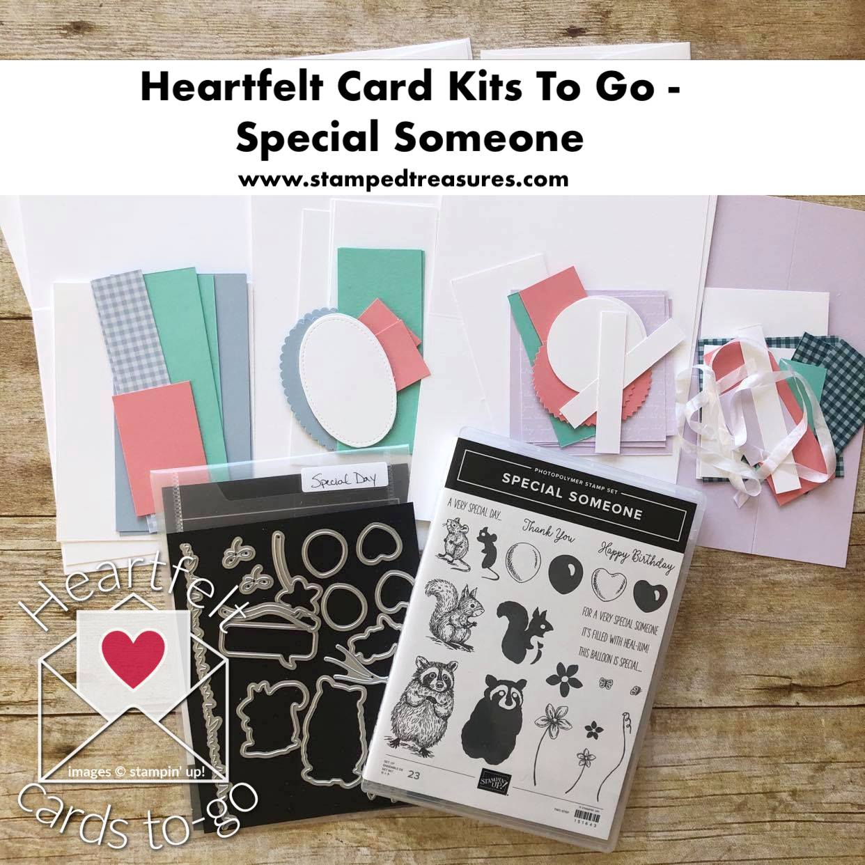 Special Someone Class in the Mail