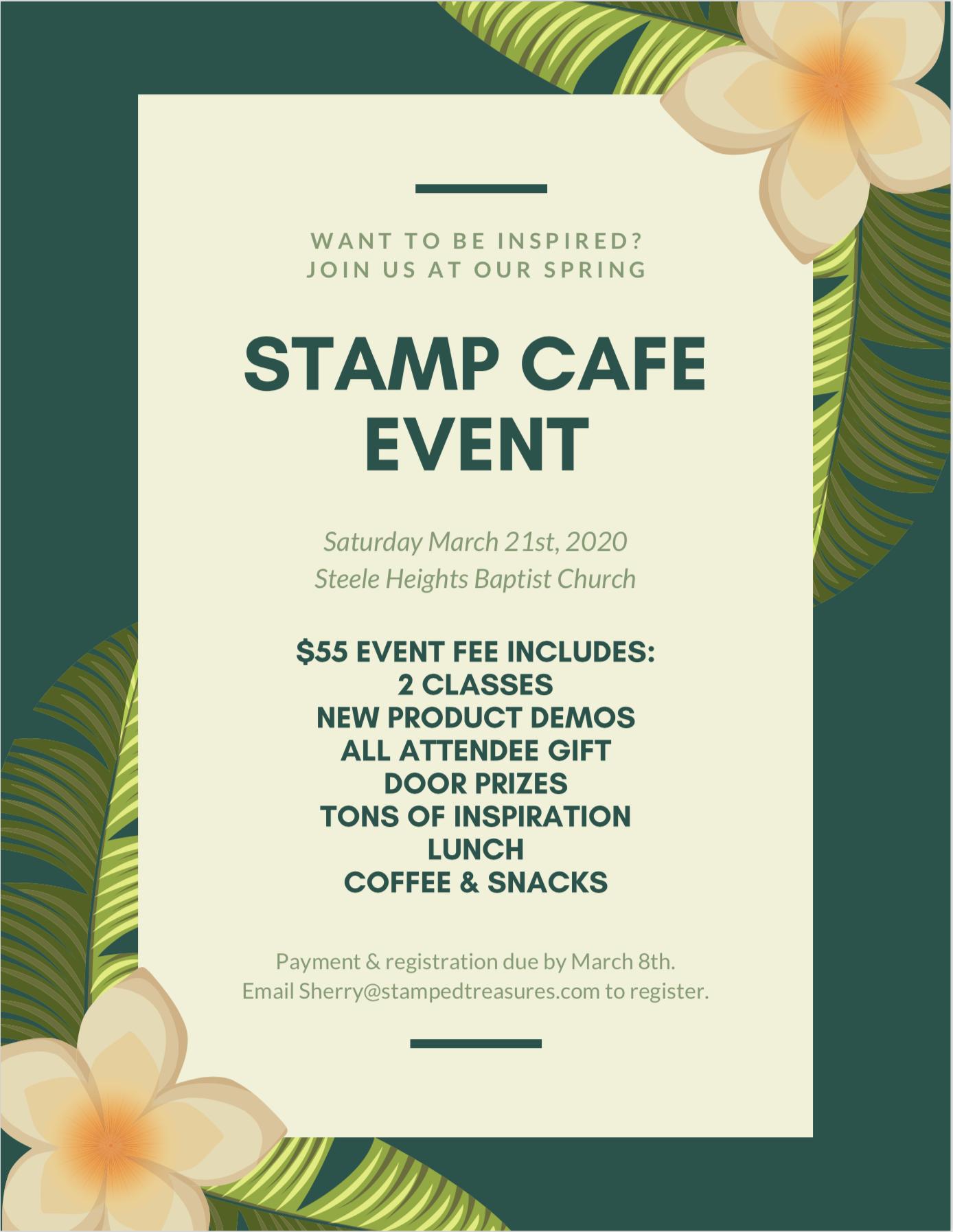 Stamp Cafe