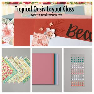 Tropical Oasis Layout Class