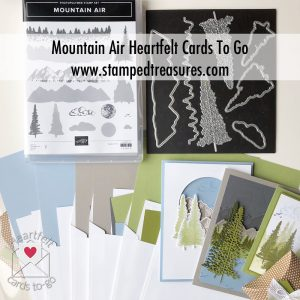Mountain Air Card Class To Go