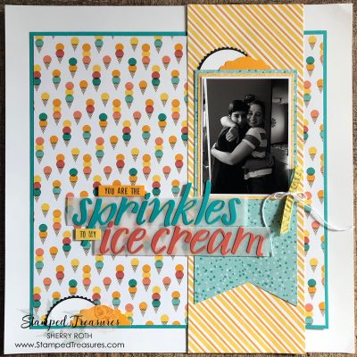 Scrapbooking Global March 2020 Blog Hop