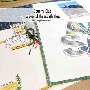 Country Club Layout of the Month