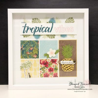 Tropical Vibes Home Decor
