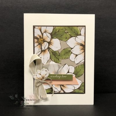 Simple Card with No Stamping