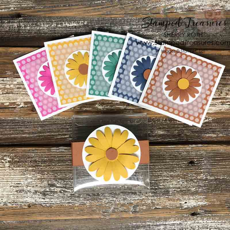 2020-2022 Stampin' Up! In Colors