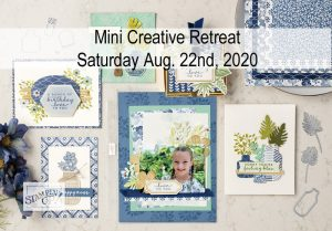 Boho Indigo Mini Creative Retreat