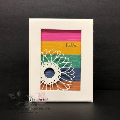 Celebrate Sunflowers In Color Card