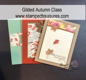 Gilded Autumn Class