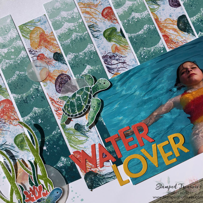Water Lover Layout