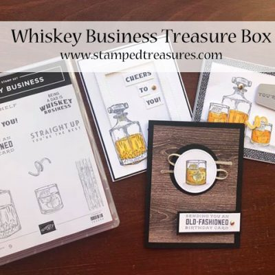 Whiskey Business Treasure Box