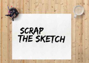 Scrap the Sketch