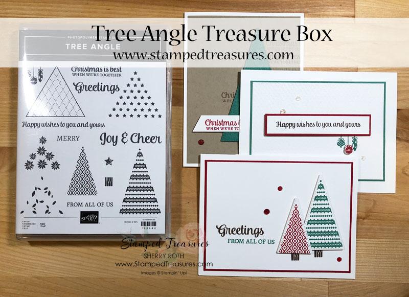 Tree Angle Treasure Box
