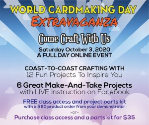 World Card Making Day Extravaganza