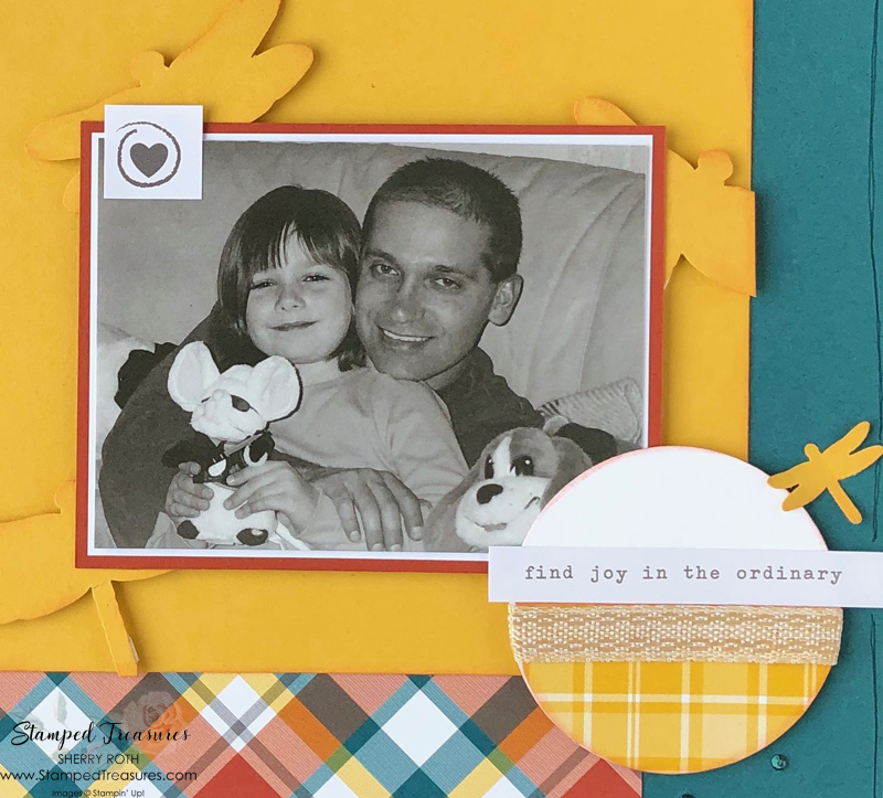 Creating Scrapbook Page Kits