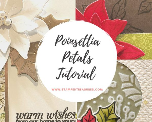 Poinsettia Petals Tutorial
