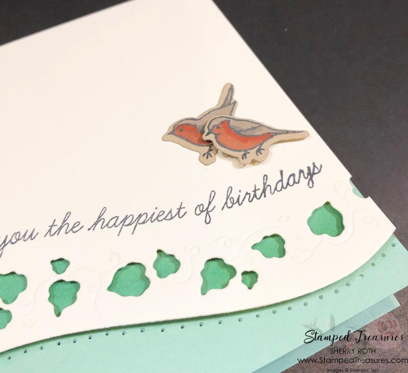 Quite Curvy Birthday Card