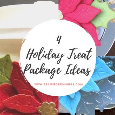 4 Holiday Treat Packaging Ideas