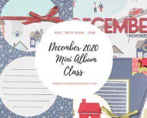 December 2020 Mini Album