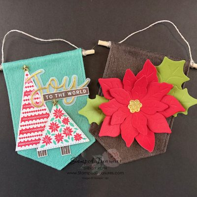 DIY Felt Christmas Ornament